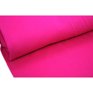 10cm Bündchen Schlauch (80 cm Umfang) Feinripp pink EU-Produktion (Grundpreis €14,00/m)