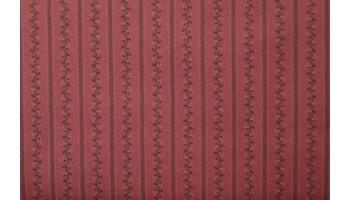 10cm Dirndlstoff (Baumwolldruck aus EU-Produktion) schmaler Blumenstreif mint/dunkelgrün/DUNKEL-ALTROSA  (Grundpreis 29,00/m)