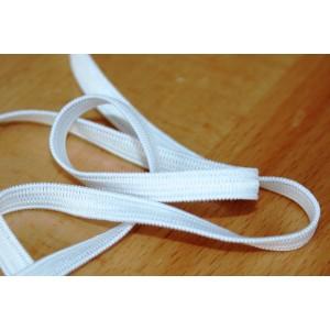 Elastikband,  weich und locker gewebtes Gummiband 5mm breit für Mund - Nasen - Masken.  Mengenrabatt!
