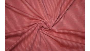 """10cm Stretchjersey """"Stripes terra"""" aus EU-Produktion       (Grundpreis € 17,00/m)"""