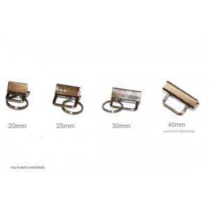 1 Stk Klemme zur Herstellung von Schlüsselbändern