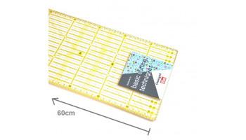 1 Stk Patchworklineal von Prym 60cm lang
