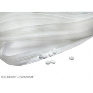 1m Endlosreissverschluss 3mm Spirale für Kissen/Bettwäsche inkl. 2 Stk Schieber