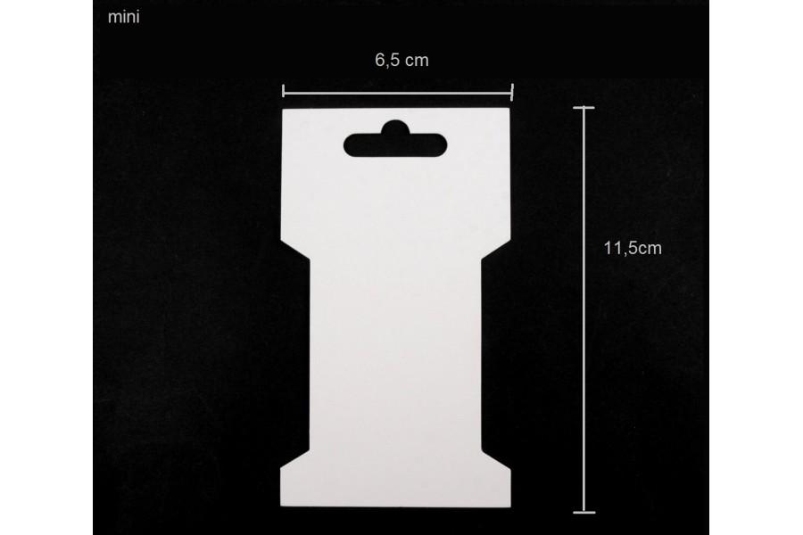 1 Stk Wickelkarte mini (kurz)  6,5 x 11,5 cm